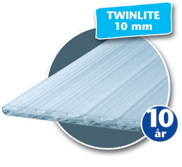 Plastmo twinlite 10 mm